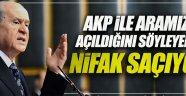 Bahçeli: AKP ile aramızda hiçbir sorun yok
