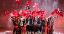 Bakü'de 100 Türk sanatçı