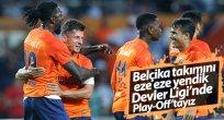 Başakşehir Club Brugge'ü eledi