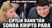 Çiftlik Bank'tan sonra kripto para üretimine de el atmış