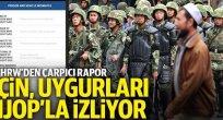 Çin Uygur Türklerini rahat bırakmıyor