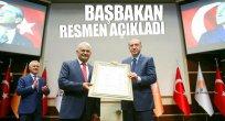 Cumhurbaşkanı Erdoğan'ın AK Parti'ye üyelik töreninde konuştu