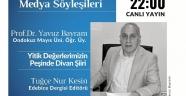 Edebice Sosyal Medya Söyleşileri: Prof. Dr. Yavuz Bayram