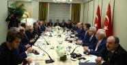 Erdoğan'dan basına kapalı Rothschild toplantısı