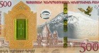 Ermeniler sınırı aştı!