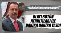 FETÖ'nün Yazıcıoğlu cinayeti: Nadim Şener yazdı