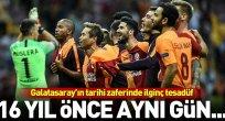 Galatasaray-L.Moskova maçı