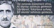 Genelge - Abdurrahim Karakoç