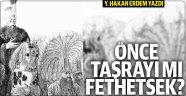 Hakan Erdem yazdı: Önce taşrayı mı fethetsek?