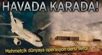 Havada karada Türk ordusu
