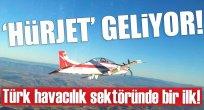 """HÜRKUŞ'un jet versiyonu """"HÜRJET"""" geliyor"""