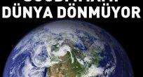 İmam Saçmaladı: Dünya dönmüyor
