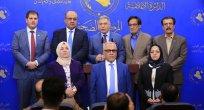 Irakta Türkmenler Meclis Grubu Kurdu