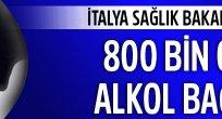 İtalya Sağlık Bakanlığı açıkladı: 800 bin çocuk alkol bağımlısı
