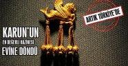 Karun hazineleri Türkiye'de