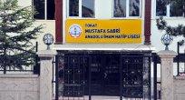 Liseden 'Mustafa Sabri' adı kaldırıldı