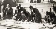Lozan Barış Antlaşmasına Katılan Türk Heyeti