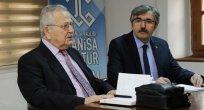 """Manisa Kültür Sohbetlerinde  """"Manisa"""" konuşuldu"""