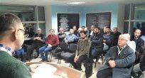 Manisa Türk Ocağında Misak-ı Milli Konuşuldu