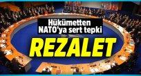 NATO böyle bir rezalet görmedi