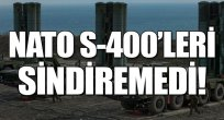 NATO'da 'S-400 sancısı'
