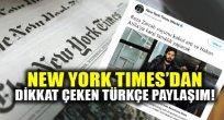 New York Times'ın Türkiye düşmanlığı
