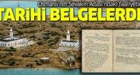 Osmanlı'nın Sevakin Adası'ndaki faaliyetleri