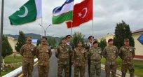 """Özbekistan, Pakistan ve Türkiye""""Ortaklık Kalkanı-2019"""" tatbikatı düzenlendi"""