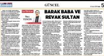 Revak Sultan Türbesi ve Barak Baba