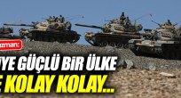 """Rus askeri uzman: """"Türkiye güçlü bir ülke, öyle kolay kolay..."""""""
