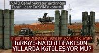 S-400 Türkiye'nin egemenlik kararıdır
