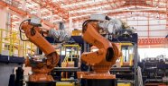Sanayi robotlarının sayısı hızla artıyor