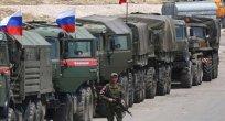 Suriye sınırına Rusya mı konuşlanıyor?