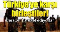 Terör örgütü PKK/YPG Haşdi Şabi ile birleşti