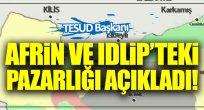TESUD Başkanı Karakuş: Afrin ve İdlib için pazarlık var
