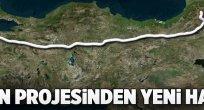 Trans Anadolu Doğalgaz Boru Hattı'nın (TANAP)