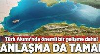 Türk Akımı'nın ikinci hattı için Allseas