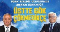 """""""Türk Birliği Ülküsünde Mekan Dinamiği"""" konferansı"""