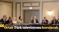 Türk Dünyası Ortak Televizyon Kuruyor
