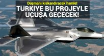 Türkiye bu uçakla uçuşa geçecek!
