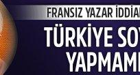 Türkiye soykırım yapmamıştır