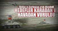 Türkiye ve Azerbaycan ortak tatbikat