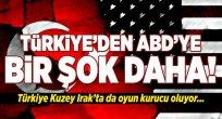 Türkiye'den ABD'ye bir şok daha.
