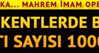 Türkiye'nin bütün illerinde 'mahrem imam' operasyonu