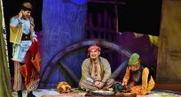 Türkmenistan'da Nasreddin Hoca oyunu sergileniyor
