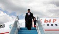 Tarihi ziyaret! Kırgızistan Cumhurbaşkanı Ceenbekov Ankara'da