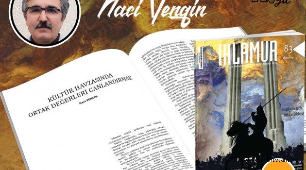 Tarihistan yazarları Ihlamur Dergisi 83.sayıda