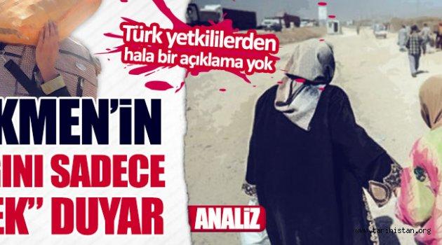 Telafer'deki Türkmenleri kurtarın çağrısı