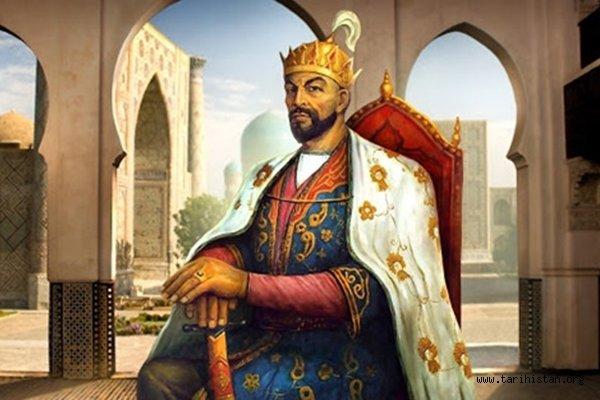 Timur 'Moğol İmparatoru' mu? - Arslan TEKİN