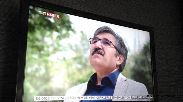 """TRT'nin """"Manisa"""" Programı Büyük İlgi Gördü"""